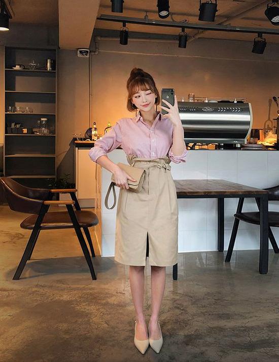 3 kiểu trang phục mùa thu cho nàng văn phòng