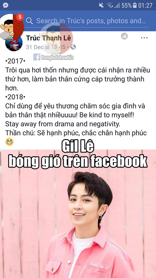 HOT: Mới ngày đầu năm 2018, fan đã nghi ngờ Chi Pu và Gil Lê đường ai nấy đi