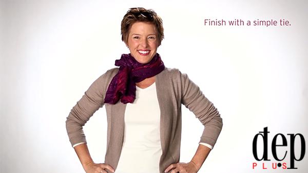 8 cách quàng khăn đơn giản nhưng ấn tượng cho chị em ngày đại hàn