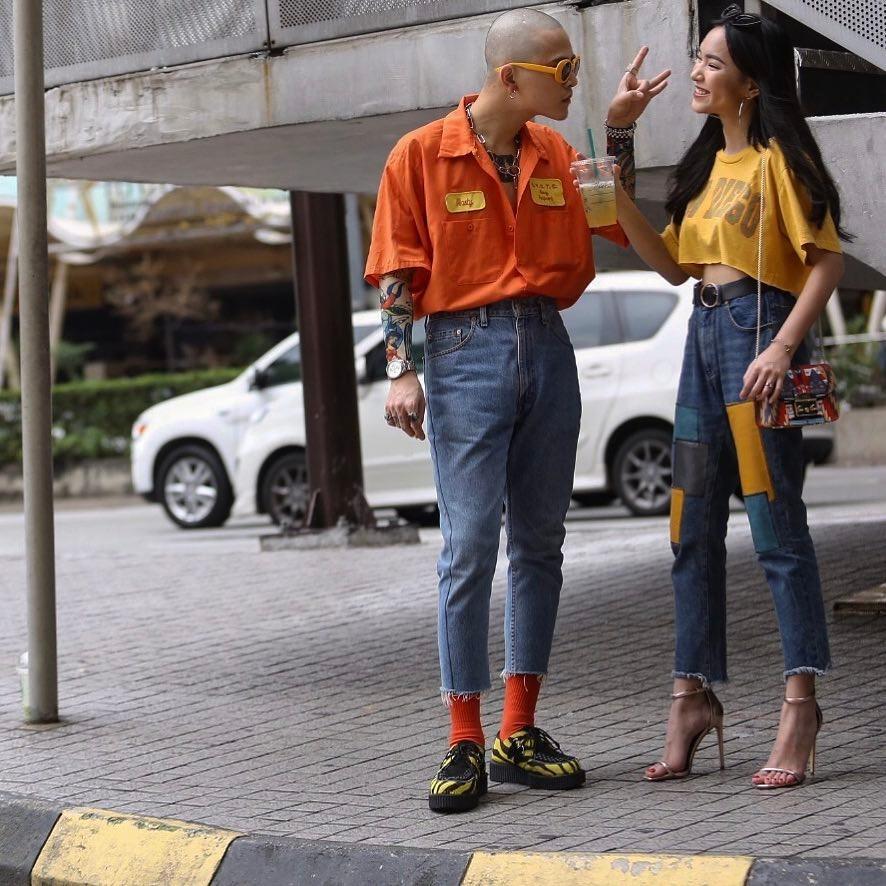 Châu Bùi - Decao tái hợp, dân tình lại phát ngất với phong cách thời trang trời sinh một cặp