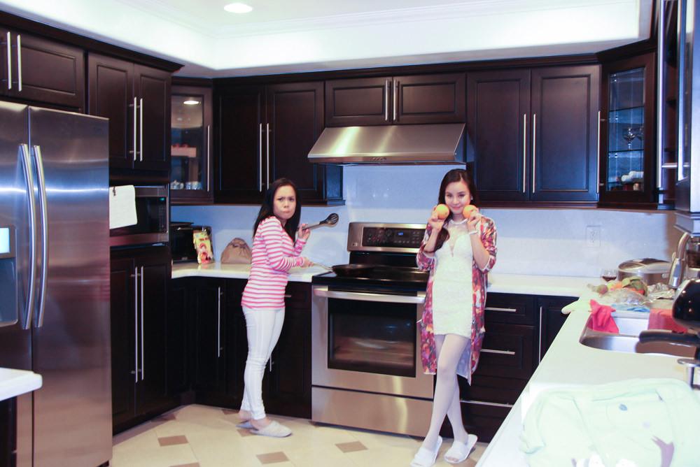 Cận cảnh căn nhà và cuộc sống đáng ngạc nhiên của danh hài Việt Hương ở Mỹ