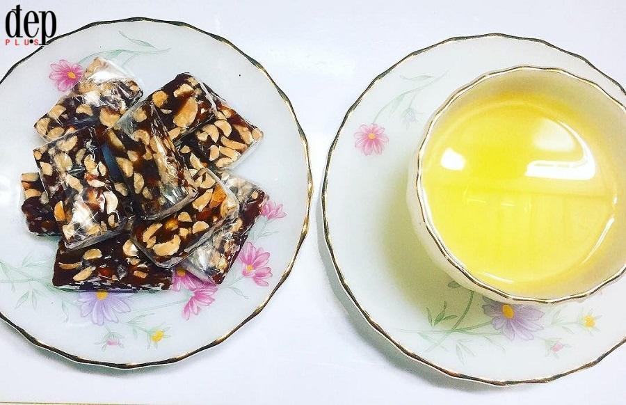 Kẹo chuối xiêm Bến Tre - thức quà thỏa mãn những người hảo ngọt nhất thế giới