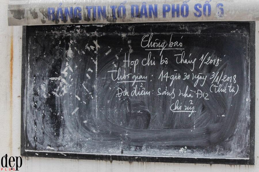 Khu tập thể cũ: Ký ức Hà Nội dưới những lớp tường vàng