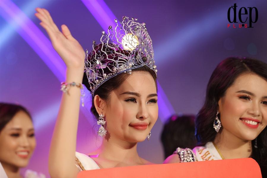Hoa hậu Đại dương Lê Âu Ngân Anh có thể bị tước vương miện theo yêu cầu của cơ quan quản lý