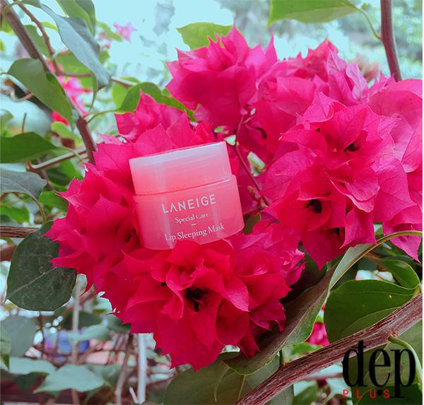 Bí quyết giúp môi căng hồng mướt mịn trong thời tiết lạnh hanh khô