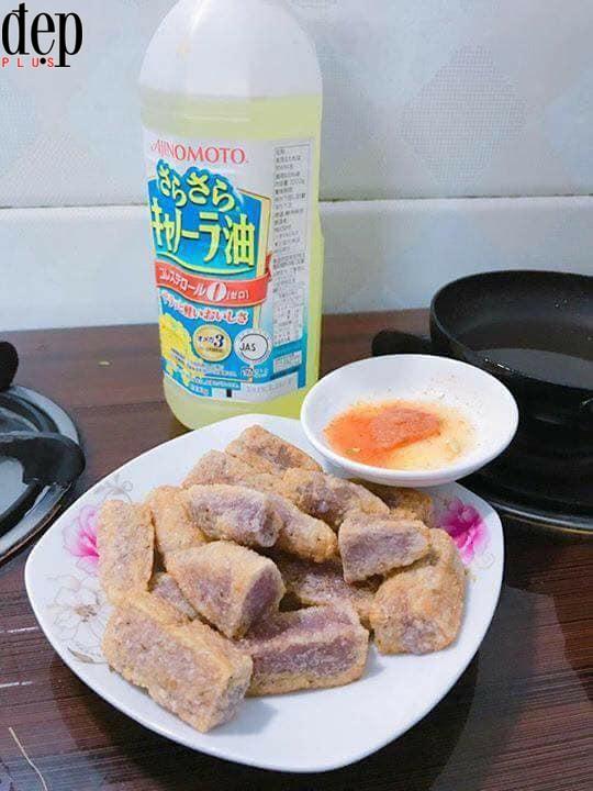 Thơm dẻo bánh dày ăn Tết của người Mông