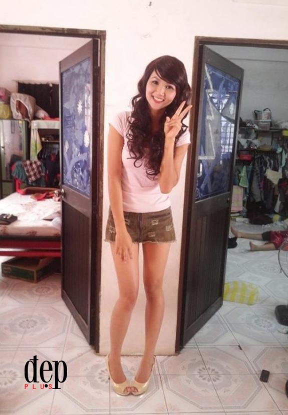 Những hình ảnh cực hiếm của Hoa hậu HHen Niê thời hàn vi, tấm số 2 khiến ai cũng sửng sốt