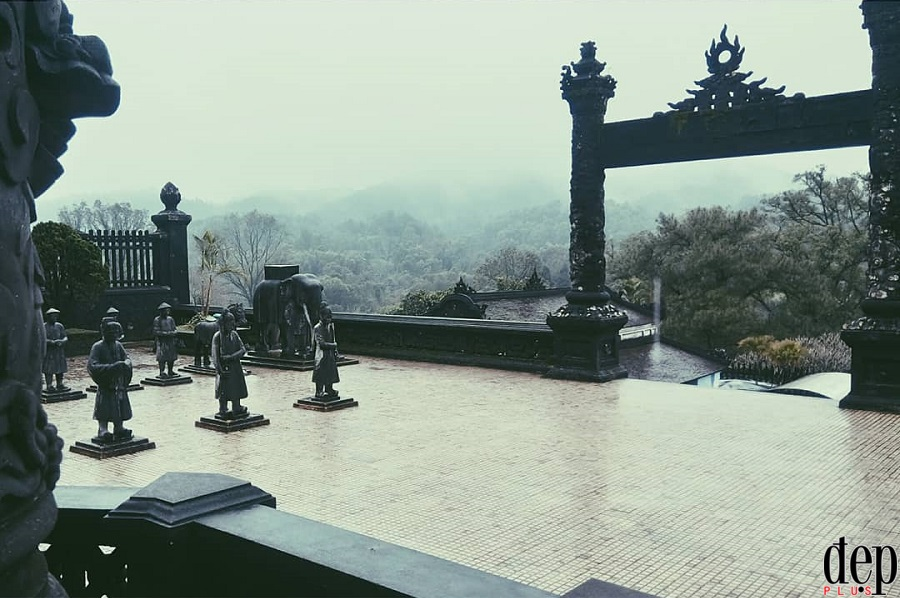Có một cố đô Huế đẹp đến nao lòng những ngày mưa cuối năm
