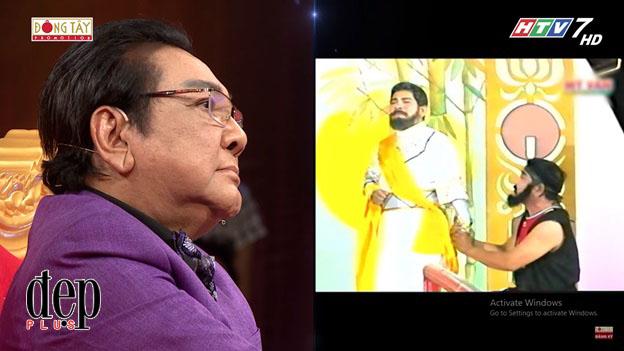 Nghệ sĩ Phú Quý bất ngờ òa khóc tiết lộ điều ít biết về phút cuối của danh hài Khánh Nam