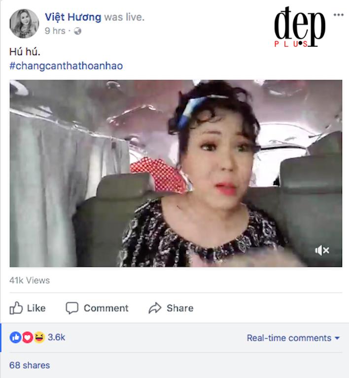 Hành động bất ngờ trước khi Tết đến của Việt Hương khiến hàng triệu người ấm lòng