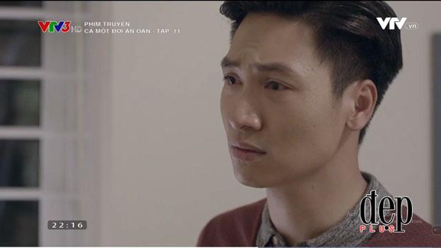 Cả một đời ân oán Tập 11: Phong (Hồng Đăng) cám cảnh nhìn Dung (Hồng Diễm) bị mẹ chồng đọa đày
