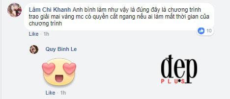 MC Quý Bình bức xúc khi bị cư dân mạng chê vô duyên vì chen ngang màn cầu hôn của Trường Giang - Nhã Phương