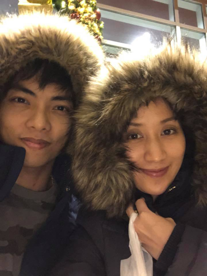 Không hẹn mà gặp, Khánh Thy và Hà Anh đồng loạt thông báo có bầu vào ngày đầu năm 2018