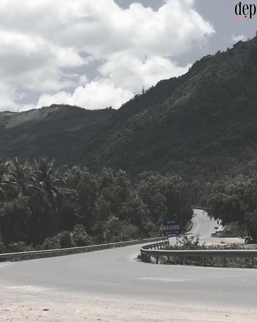 Đèo Cù Mông - cung đường không thể bỏ lỡ khi đến Phú Yên