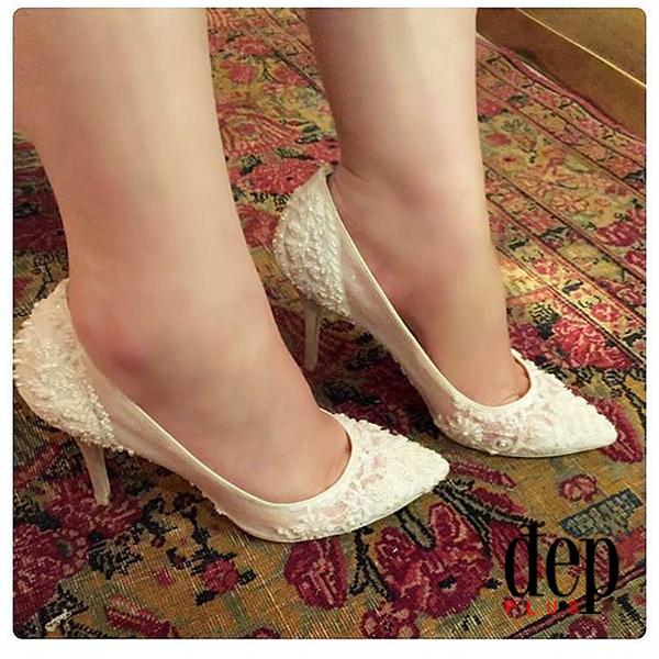 Bí quyết chọn giày cưới vừa đẹp vừa thoải mái