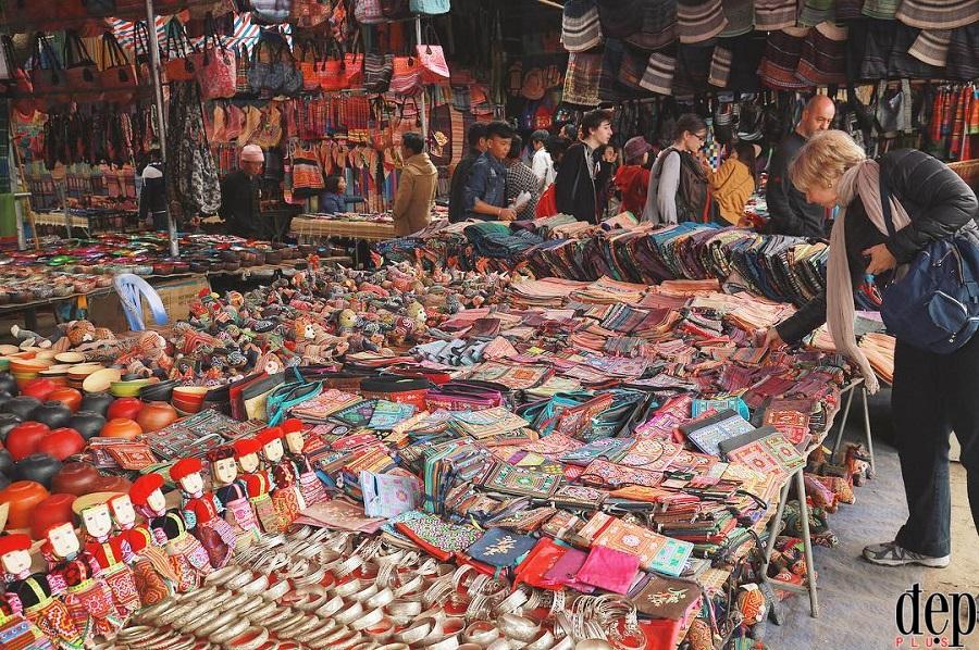 Chợ phiên Bắc Hà - phiên chợ phải đi ít nhất một lần trong đời