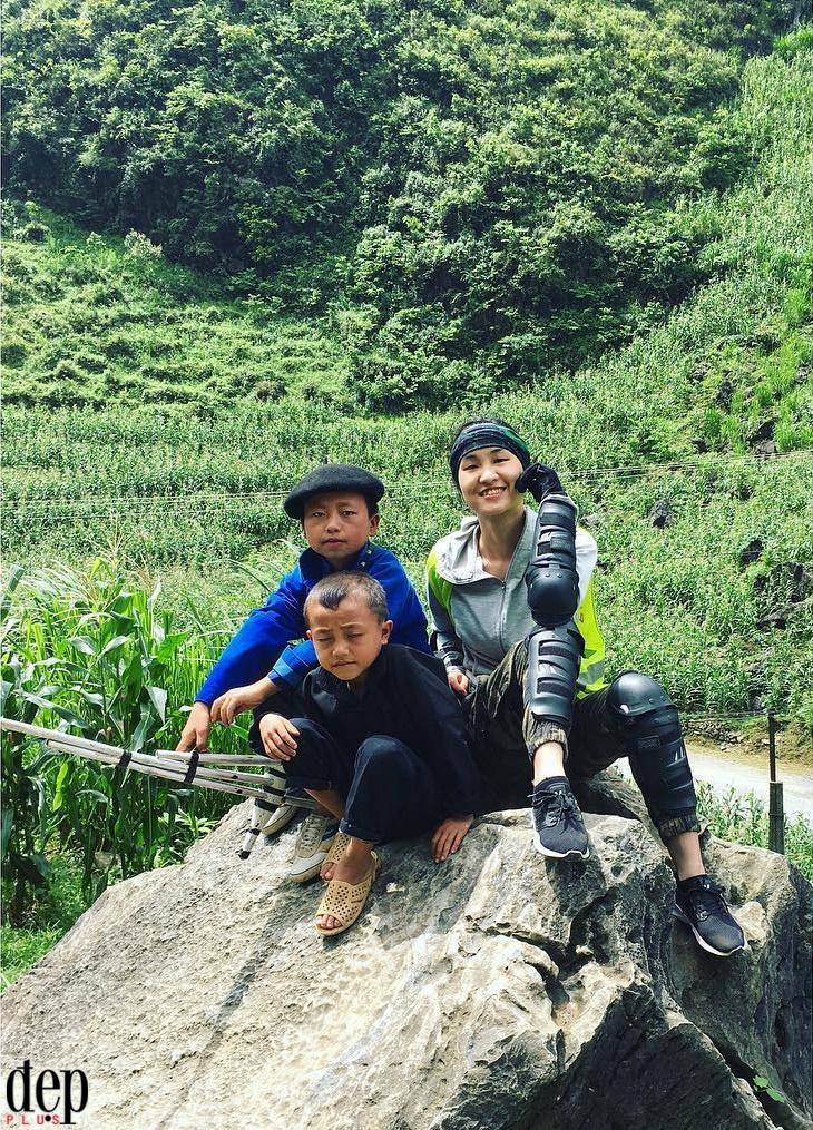 Dốc Thẩm Mã - cung đường không thể bỏ qua khi đến Hà Giang