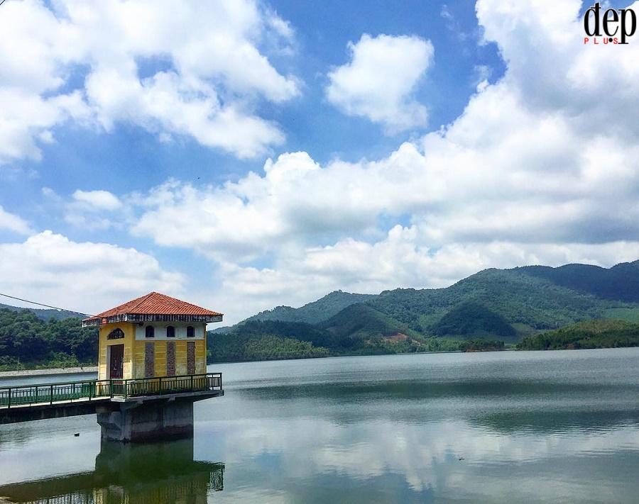 Kinh nghiệm leo dốc lội suối khám phá thác Ba Ao, Vĩnh Phúc
