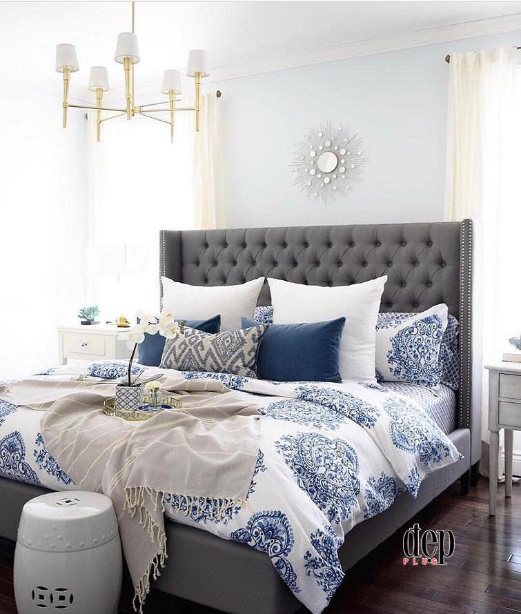 Chọn màu sắc phòng ngủ theo phong thủy
