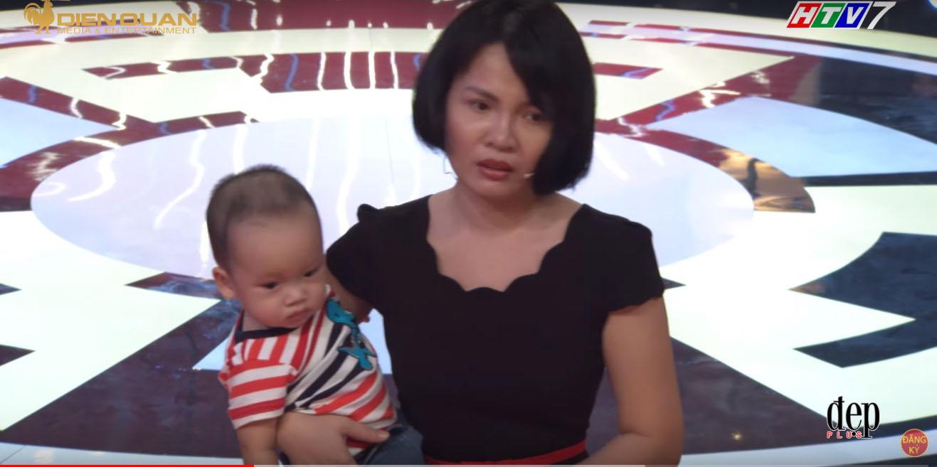 Thách thức danh hài Mùa 4 Tập 10: Cô gái ẵm con lên sân khấu và nhận cha là Trấn Thành