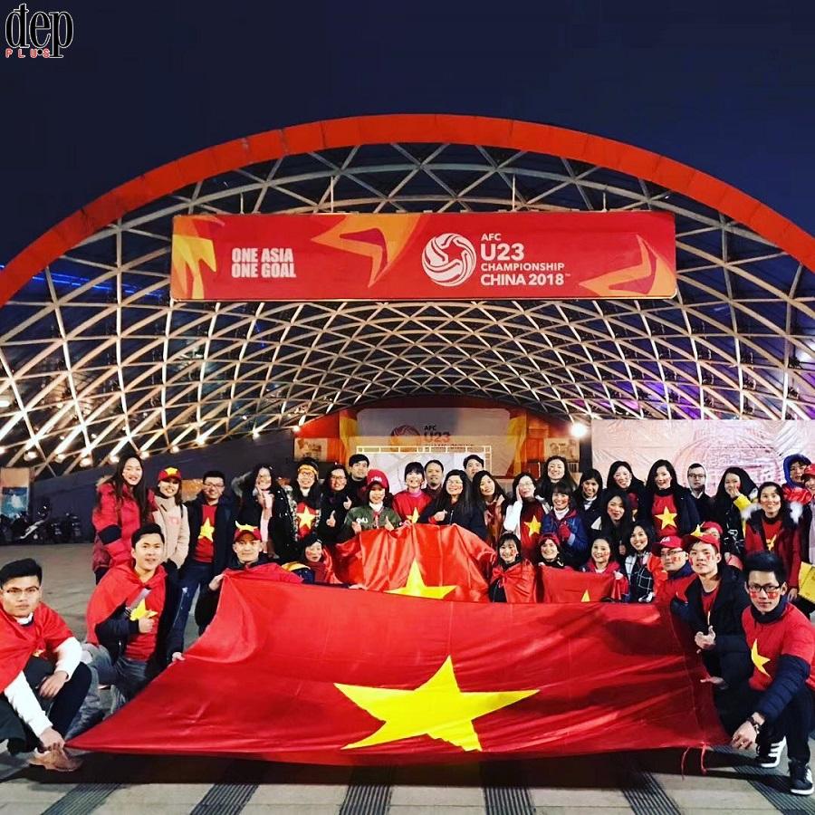 Tất tần tật những điều cần biết nếu muốn đi Trung Quốc cổ vũ U23 Việt Nam đá chung kết U23 Châu Á
