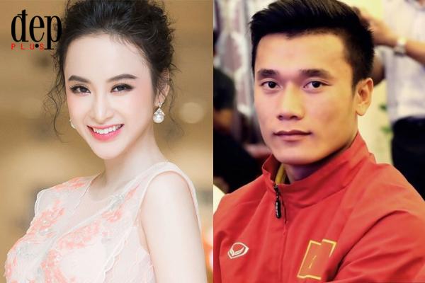 Hoa hậu Đỗ Mỹ Linh hứa bay sang Trung Quốc cổ vũ thủ môn quốc dân Bùi Tiến Dũng