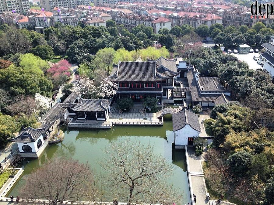 Đi Trung Quốc cổ vũ U23 Việt Nam đừng quên ghé thăm những địa điểm du lịch nổi tiếng này