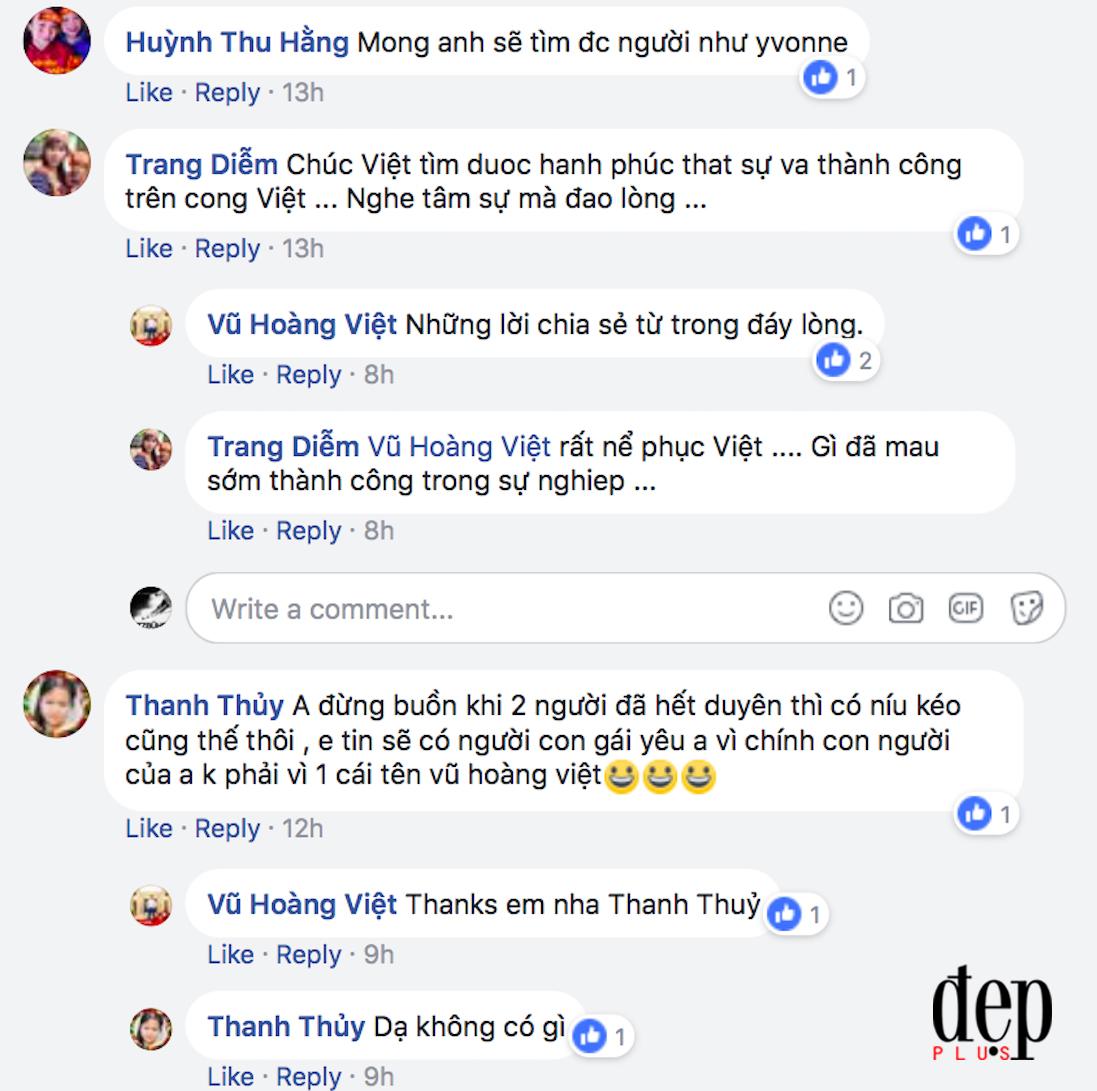 Người mẫu nam Vũ Hoàng Việt chia tay tình già giàu có Yvonne Thúy Hoàng sau 5 năm hẹn hò