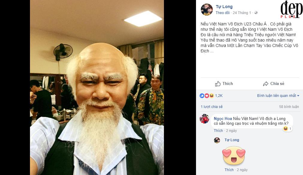 Dàn diễn viên Táo quân gửi lời chúc chiến thắng tới U23 Việt Nam