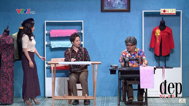 Ơn giời cậu đây rồi Tập 9: Trường Giang tố Bùi Anh Tuấn dụ dỗ bạn gái mình trên sóng truyền hình
