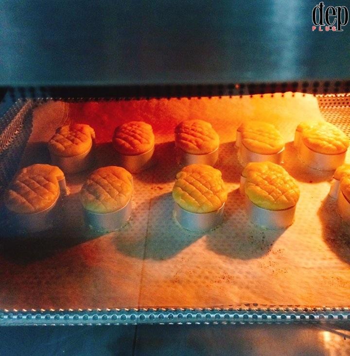 Hướng dẫn làm bánh quy dứa Đài Loan may mắn cho ngày Tết