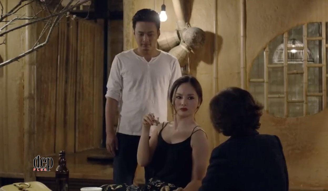 Cả một đời ân oán Tập 15: Diệu uống rươu say khướt để giải sầu, tuyên bố Phong là dạng lưu manh lừa đảo
