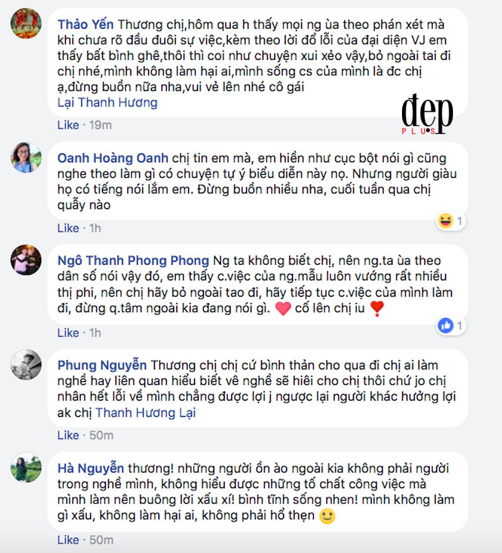 Lại Thanh Hương lên tiếng xin lỗi vì hành động phản cảm trên chuyến bay đón U23 Việt Nam
