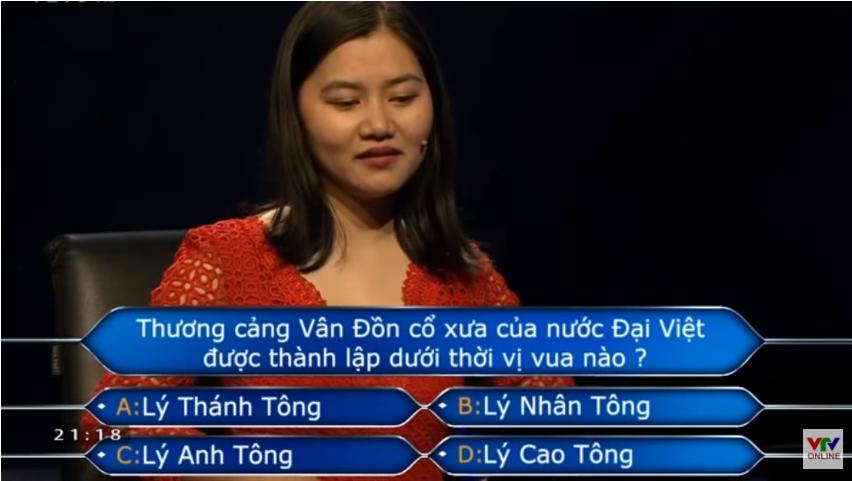 Ai là triệu phú 2018: MC Phan Đăng bối rối trước thí sinh nữ tự nhận mình đến từ hành tinh khác