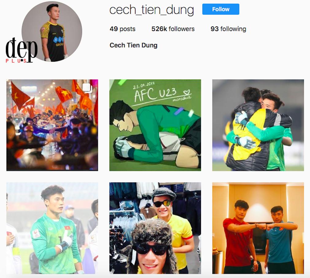 Ngay sau khi về nước, Bùi Tiến Dũng phũ phàng bỏ theo dõi Minh Tú trên Instagram