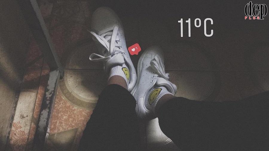 Nhiệt độ xuống dưới 10 độ C, người dân Hà Nội loay hoay chống rét