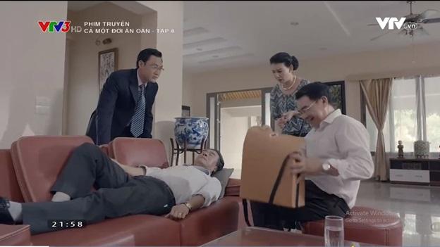 Cả một đời ân oán tập 8: Bà Lan (NSƯT Mỹ Uyên) tìm đủ mọi cách buộc mẹ con Phong rời xa Vũ gia