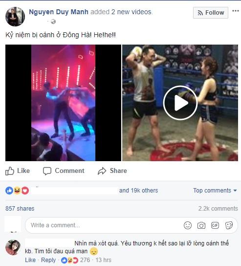 Bị vô cớ đấm vào mặt trong lúc biểu diễn ở Quảng Trị, Duy Mạnh xử lý cực cao tay khiến ai cũng bất ngờ