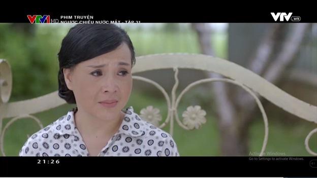 Ngược chiều nước mắt tập 31: Trang (Huyền Lizzie) thú nhận sự thật về cái thai với bố mẹ của Hiệp