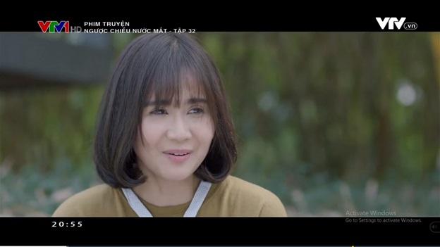 Ngược chiều nước mắt tập 32: Mai (Phương Oanh) kể hết mọi chuyện với Sơn (Hà Việt Dũng), quyết tâm dấn thân vào showbiz