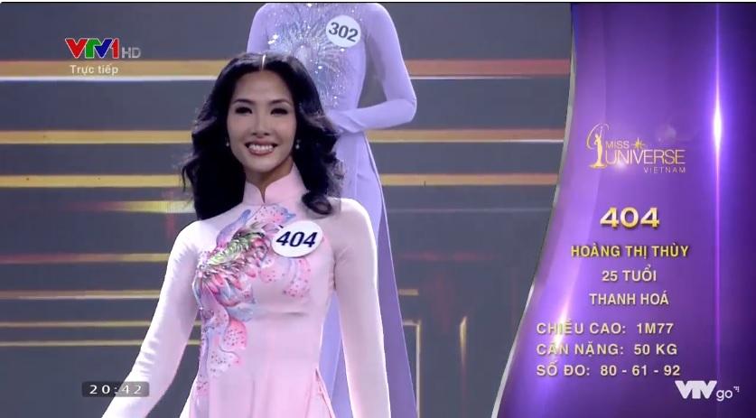 Chung kết Hoa hậu Hoàn vũ Việt Nam 2017: Vượt qua Mâu Thủy, Hoàng Thùy, Hhen Niê đăng quang Hoa hậu Hoàn vũ Việt Nam 2017