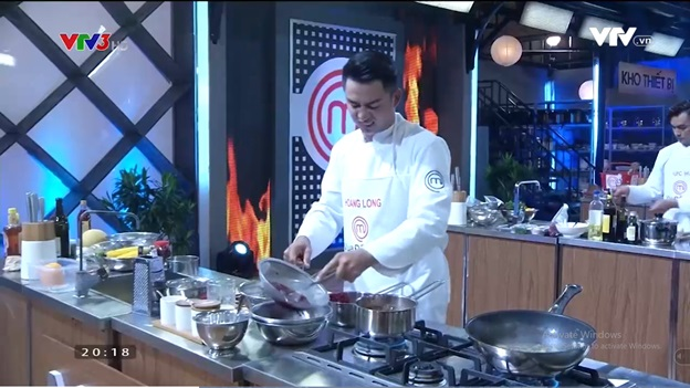 Chung kết Vua đầu bếp - Người nổi tiếng: Kiwi Ngô Mai Trang giành ngôi quán quân đầy thuyết phục