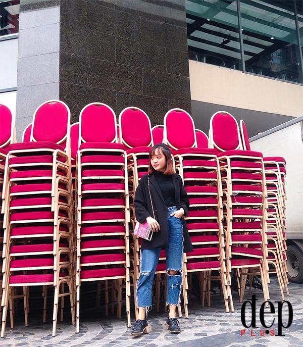 Đâu chỉ Hàn Quốc, street style của con gái Việt giờ cũng đẹp thế này đây!