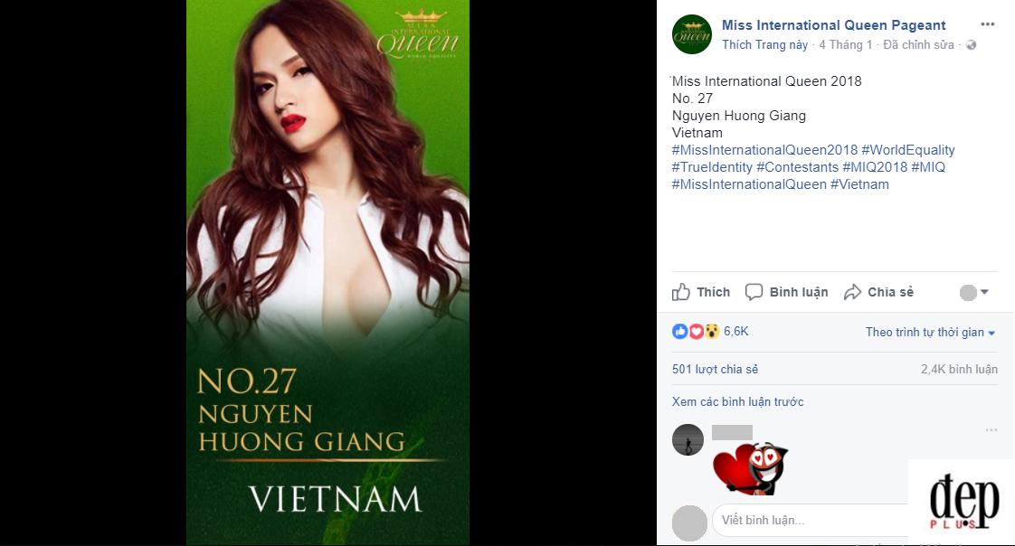 Hương Giang Idol: Hành trình đau đớn từ chàng trai thích hát đến ứng viên Hoa hậu chuyển giới thế giới