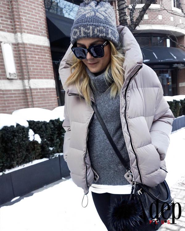 Miền Bắc rét đậm nhất từ đầu đông, áo phao trở thành item phải có mới dám ra đường