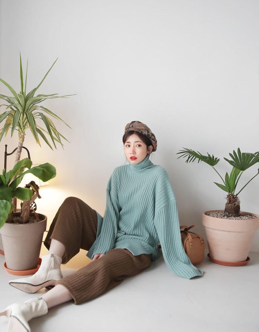 Sắm đủ 5 mẫu áo len này, các nàng sẽ chẳng còn lo mặc gì vừa xinh vừa ấm trong mùa đông năm nay - 11