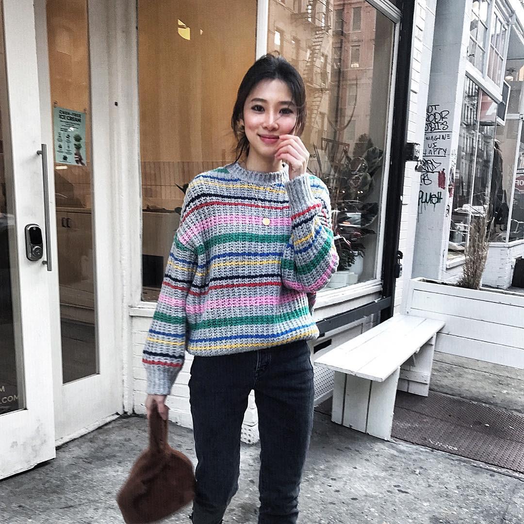 Sắm đủ 5 mẫu áo len này, các nàng sẽ chẳng còn lo mặc gì vừa xinh vừa ấm trong mùa đông năm nay - 5