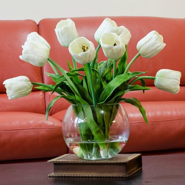 Mùa đông có lạnh đến mấy thì ngôi nhà vẫn ấm áp xinh tươi nhờ những 'lọ hoa biết nói' - 3