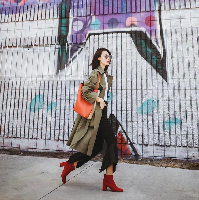 15 gợi ý cho thấy boots thấp cổ là item phải có trong mùa lạnh vì kết hợp kiểu gì cũng đẹp và sang - 1