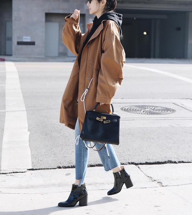 15 gợi ý cho thấy boots thấp cổ là item phải có trong mùa lạnh vì kết hợp kiểu gì cũng đẹp và sang - 7